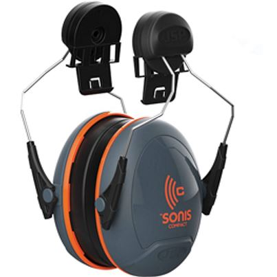 Sonis® Compact Helmet Mounted Ear Defenders