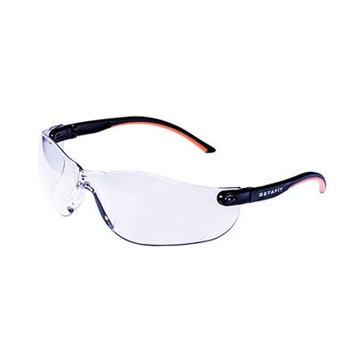 Clear Montana Style Clear Safety Spectacles