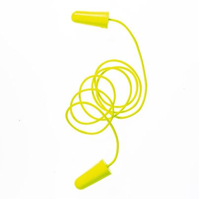 Foam Earplugs (X200 Pairs)