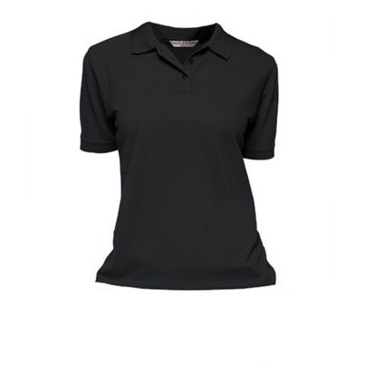 Ladies Deluxe Wicking Polo Shirt