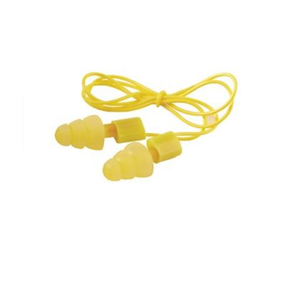 3m Ear Moulded Corded Ear Plugs (X50)