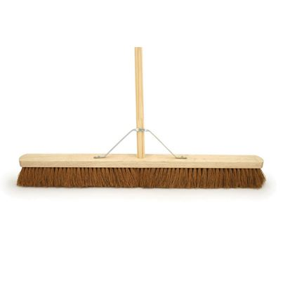 Coco Soft Broom Complete 36in