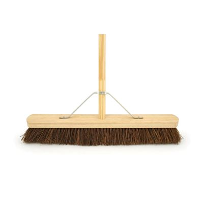 24 Inch Bassine Broom Complete