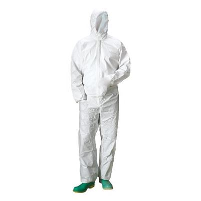 Disposable Type 5 And 6 Coverall