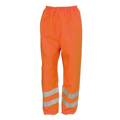 Energy High Visibility Waterproof Trousers.