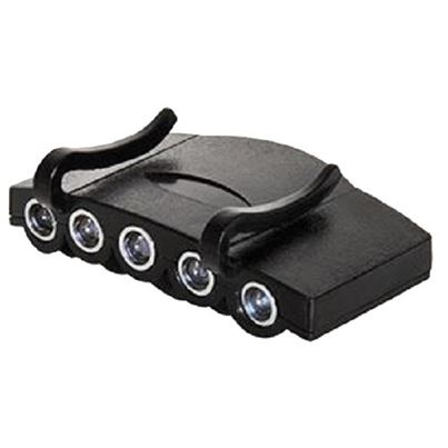 LED Clip-on Headtorch Unit