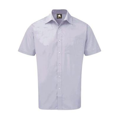 Men's Business Short Sleeve Shirt