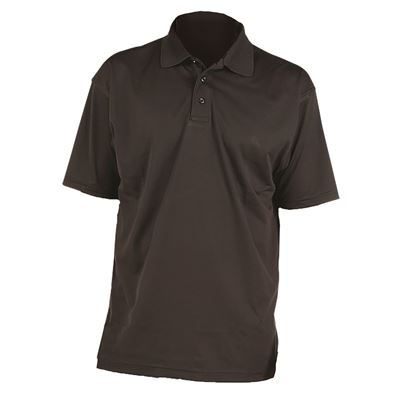 Mens Deluxe Moisture Wicking Polo Shirt