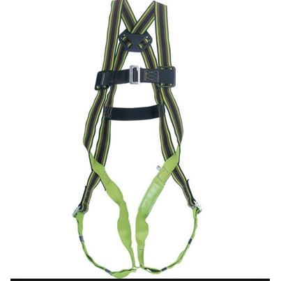 Duraflex Heavy Duty Harness 3-Point