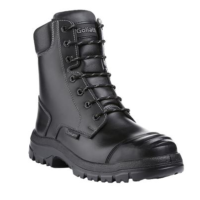 Goliath Groundmaster Zip-Up Mid Leg Boot