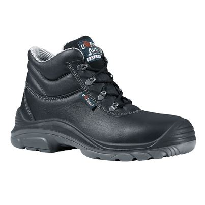 Upower Breathable Safety Boot With Midsole
