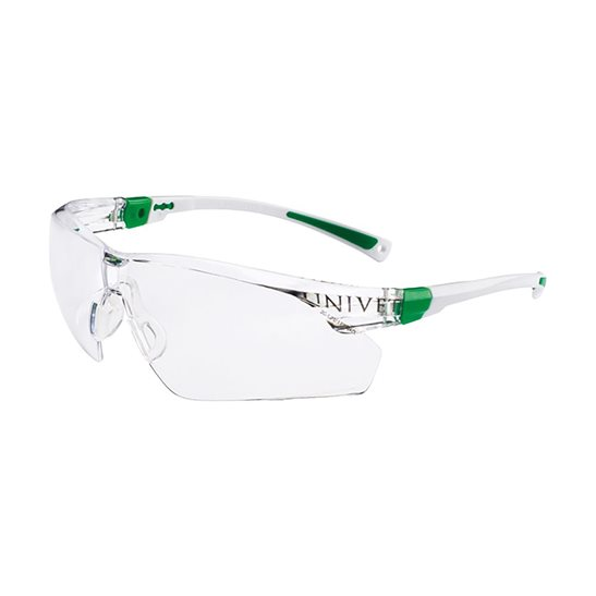 Univet 506 Safety Spectacles Clear