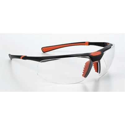 Univet 5X3 Safety Spectacles Clear U+DC