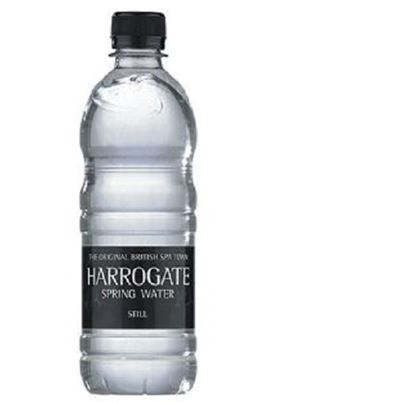 Harrogate Still Water Bottle 500ml (X24)