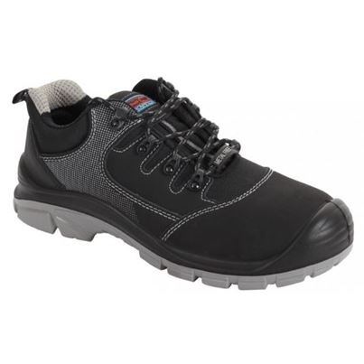 Safety Trainer Shoe With Midsole