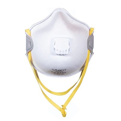 Unifit Disposable Dust Mask FFP3V (X10)