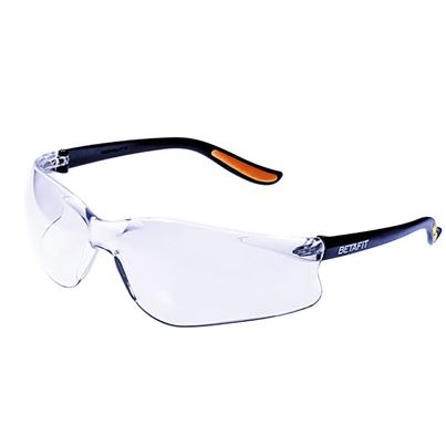 UNIFIT Merano Clear Safety Spectacles