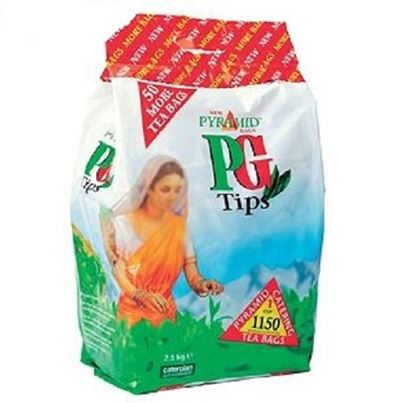 Pg Tips Tea Bags (X1150)