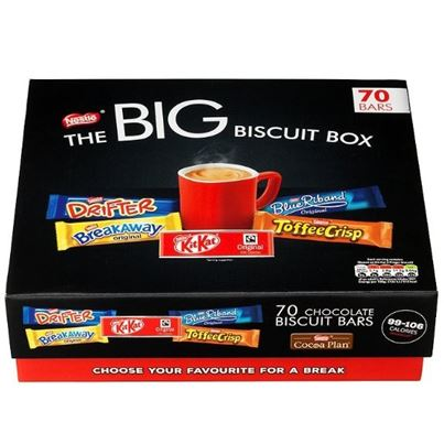 Nestle The Big Biscuit Box 1.37kg