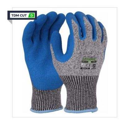 Cut Resistant Latex Coated Glove