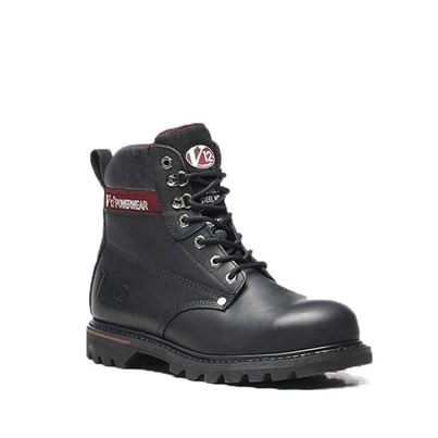 V12 Deluxe Comfort Safety Boot With Midsole
