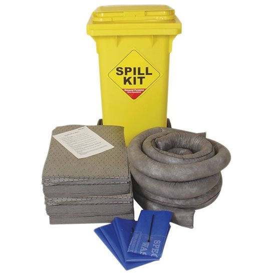 Maintenance Wheeled Spill Kit