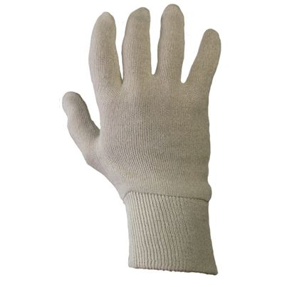 Stockinette Knit Wrist Glove