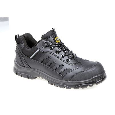 Grafters Lightweight Safety Trainer With Midsole