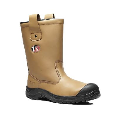 V6 Safety Fur Lined Rigger Boot