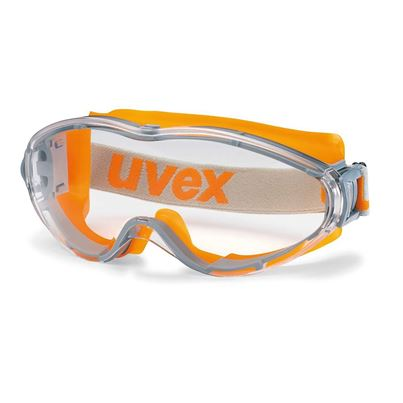 Uvex  Clear Ultrasonic Clear Safety Goggle