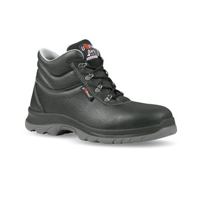 Breathable Safety Boot With Midsole