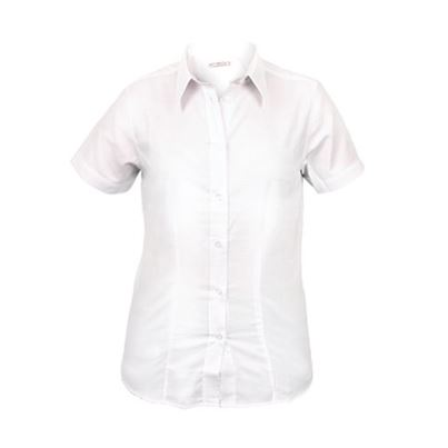 Ladies Classic Short Sleeve Oxford Shirt