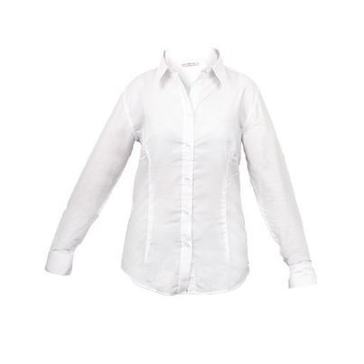 Ladies Classic Long Sleeve Oxford Shirt