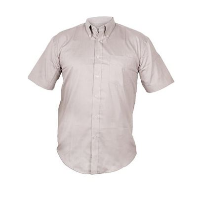 Short Sleeve Corporate Oxford Shirt