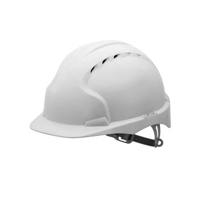 JSP Vented Helmet With Slip Ratchet