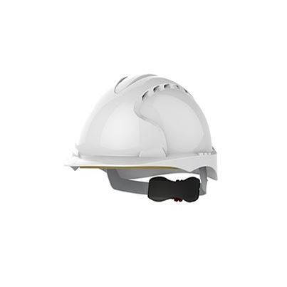 JSP Mid-Peak Vented Helmet  With Wheel Ratchet