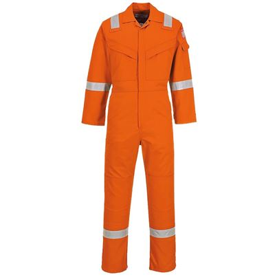 Flame Retardant Anti-Static Coverall