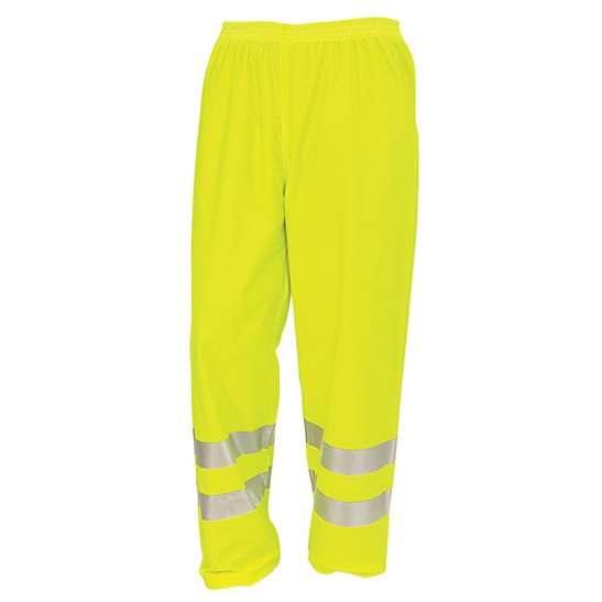 High Visibility Waterproof Breathable Trousers