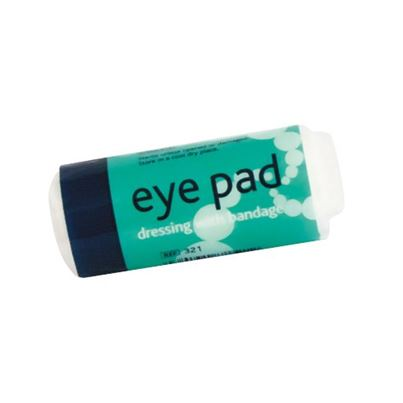 No 16 Sterile Eye Pad