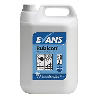 Rubicon Oil & Grease Remover (5l)