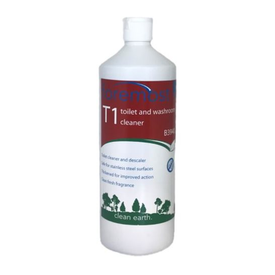 Toilet Cleaner And Descaler (6 X 1l)