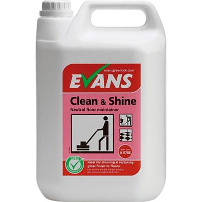 Clean & Shine Floor Maintainer (5l)