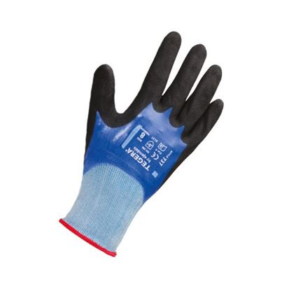 Ejendals Tegera 737 Nitrile Double Dipped Glove