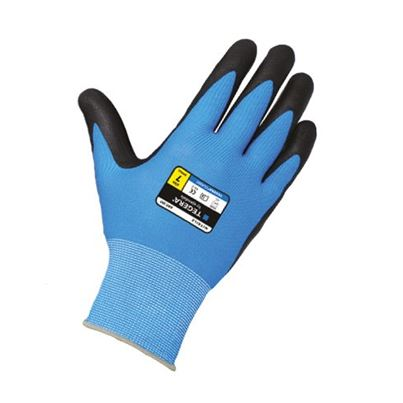 Ejendals Tegera 887 Lycra Pu Palm Coated Glove