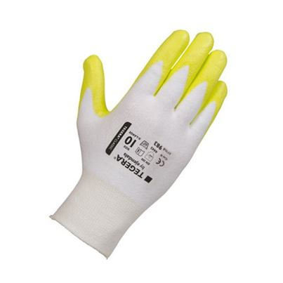 Ejendals Tegera 983 Lycra® Pu Palm Coated Glove