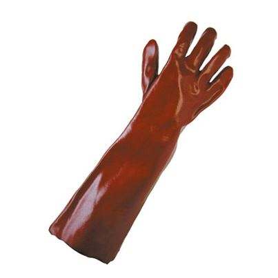 Pvc 18 Inch Chemical Gauntlet