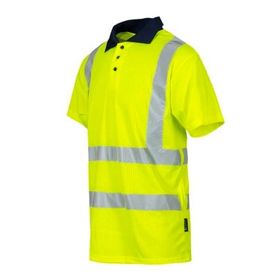 Millstone High Visibility Polo Shirt