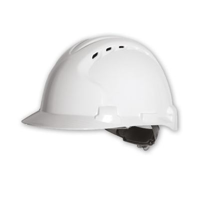 Jsp Ribbed Vented Wrh High Impact Helmet