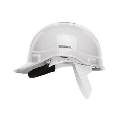 Scott Standard Safety Helmet With Sweatband