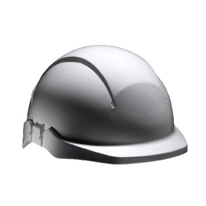 Concept Wheel Ratchet Vented Safety Helmet